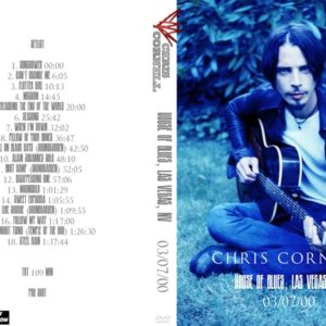 Chris Cornell 2000-03-07 House of Blues, Las Vegas, NV DVD