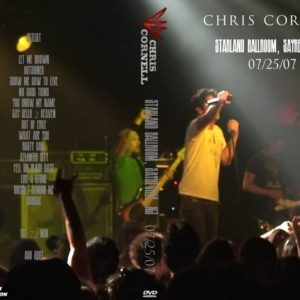 Chris Cornell 2007-07-25 Starland Ballroom, Sayreville, NJ DVD