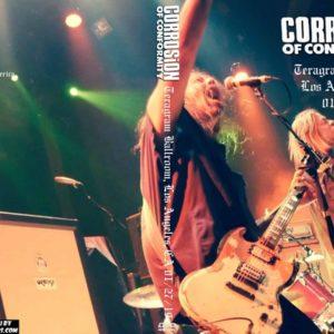 Corrosion Of Conformity 2019-01-27 Teragram Ballroom, Los Angeles, CA DVD