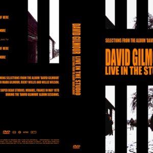 David Gilmour 1978 Live In The Studio DVD