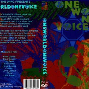 David Gilmour One World One Voice DVD