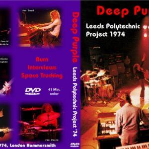 Deep Purple 1974-05-09 Hammersmith Odeon DVD