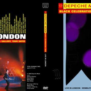 Depeche Mode 1986-04-17 Wembley Arena, London, UK DVD