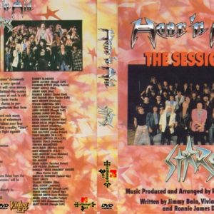 Dio Hear And Aid Sessions We Are The Stars DVD