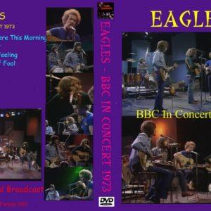 Eagles 1973 BBC in Concert DVD