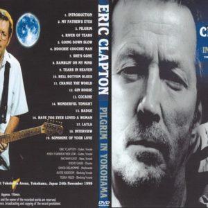 Eric Clapton 1999-11-24 Yokohama, Japan DVD