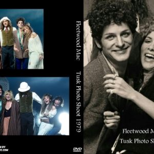 Fleetwood Mack 1979 Tusk Photo Shoot DVD
