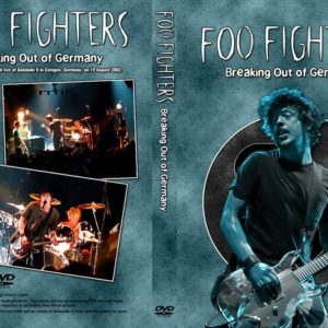 Foo Fighters 2002-08-19 Cologne, Germany DVD