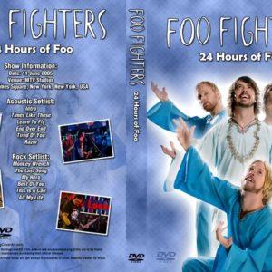 Foo Fighters 2005-06-11 MTV Studios, New York, NY DVD