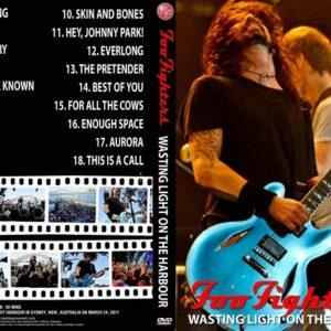 Foo Fighters 2011-03-24 Sydney, Australia DVD