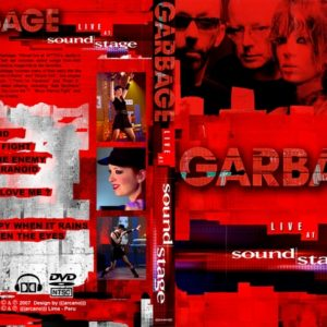 Garbage 2005-04-23 PBS Soundstage, Chicago, IL DVD