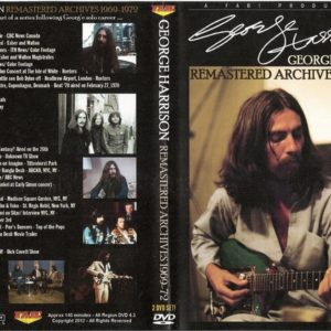 George Harrison 1969-1972 Remastered Archives 2 DVD