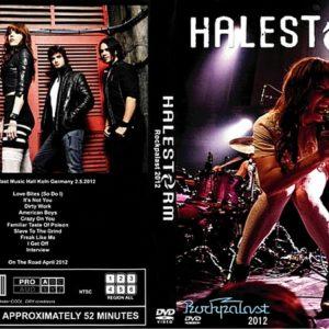 Halestorm 2012-05-02 Cologne, Germany DVD