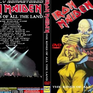 Iron Maiden 1983-09-06 The Kings Of All The Land, Montreal, Canada DVD