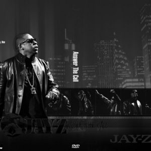 Jay-Z 2009-09-11 Answer The Call, Madison Square Garden, New York, NY DVD