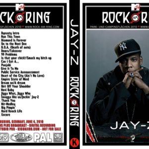 Jay-Z 2010 Rock am Ring, Germany DVD
