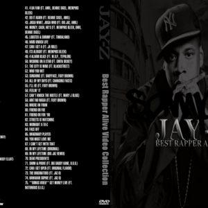 Jay-Z Best Rapper Alive Video Collection DVD