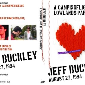 Jeff Buckley 1994-08-27 Lowlands DVD