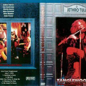 Jethro Tull 1970-07-07 Tanglewood DVD