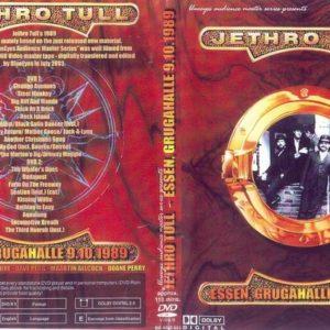 Jethro Tull 1989-10-09 Essen, Germany 2 DVD