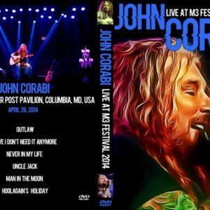 John Corabi 2014-04-26 M3 Festival, Columbia, MD DVD