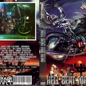 Judas Priest 1990-11-03 Reno, NV DVD