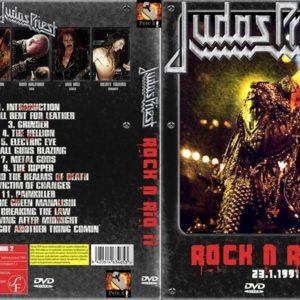 Judas Priest 1991-01-23 Rio, Brazil DVD