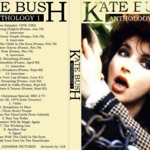 Kate Bush Anthology Vol. 1 DVD