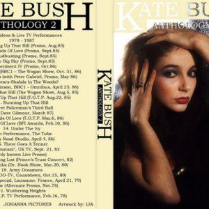 Kate Bush Anthology Vol. 2 DVD