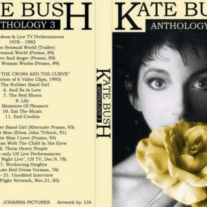 Kate Bush Anthology Vol. 3 DVD