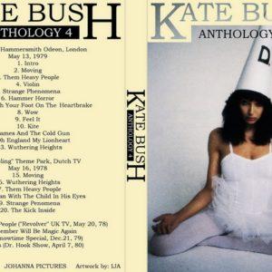 Kate Bush Anthology Vol. 4 DVD