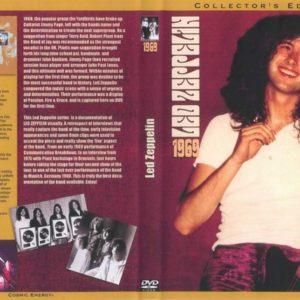 Led Zeppelin 1969 Led Zeppelin Cosmic Energy Compilation DVD