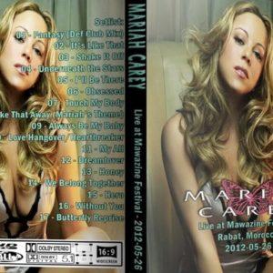 Mariah Carey 2012-05-26 Mawazine Festival, Rabat, Morocco DVD+
