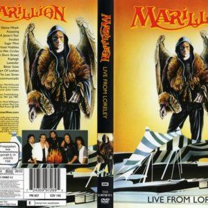 Marillion 1987 Loreley, Germany DVD