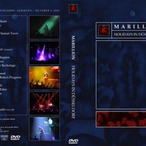 Marillion 1991-10-06 Duesseldorf, Germany DVD