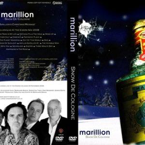 Marillion 2008-11-26 Snow De Cologne, Germany DVD