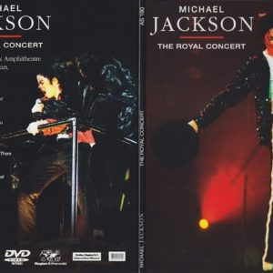 Michael Jackson 1996-07-16 The Royal Concert, Brunei DVD