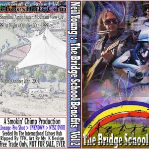 Neil Young Bridge Collection Vol.2 DVD