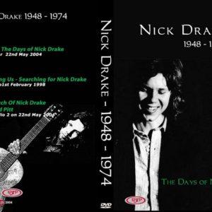 Nick Drake 2004 A Skin Too Few - The Days Of Nick Drake DVD