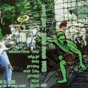 Pearl Jam & Ministry 1992-08-09 Jones Beach Amphitheater, Wantagh, NY DVD