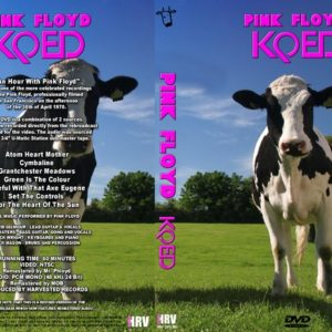Pink Floyd 1970-04-30 KQED An Hour With Pink Floyd REV A DVD