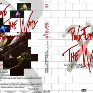 Pink Floyd 1980-02-27 Nassau Coliseum, Uniondale, NY 2 DVD