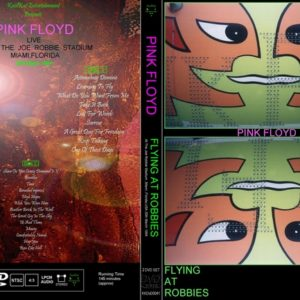 Pink Floyd 1994-03-30 Flying At Robbies, Miami, FL 2 DVD