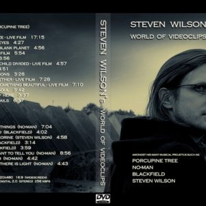 Porcupine Tree Steve Wilson World Of Videoclips 2 DVD