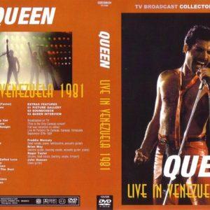 Queen 1981-09-27 Caracas, Venezuela DVD