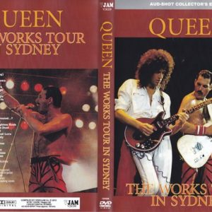 Queen 1985-04-26 The Works Tour, Sydney, Australia DVD