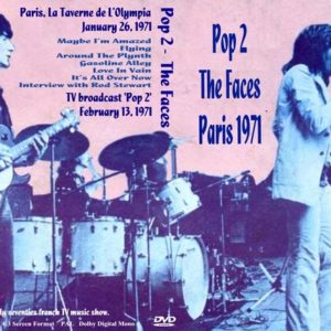 Rod Stewart & The Faces 1971-01-26 Paris, France DVD