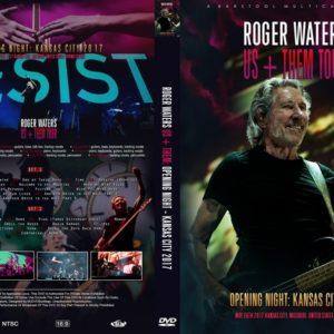 Roger Waters 2017-05-26 Kansas City, MI DVD