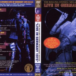 Rolling Stones 1973 Live in Germany DVD