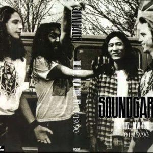 Soundgarden 1990-01-19 The Ritz, New York, NY DVD